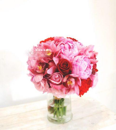 11.Eudora 奧多拉 新娘捧花