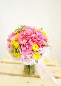 12.Eos 伊爾絲 新娘捧花