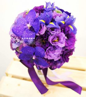 17.Hera 赫拉 新娘捧花