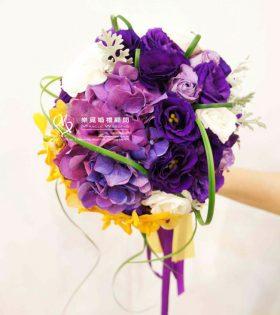 20.Hestia 海絲蒂雅 新娘捧花