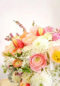 27.Manto 曼朵 新娘捧花