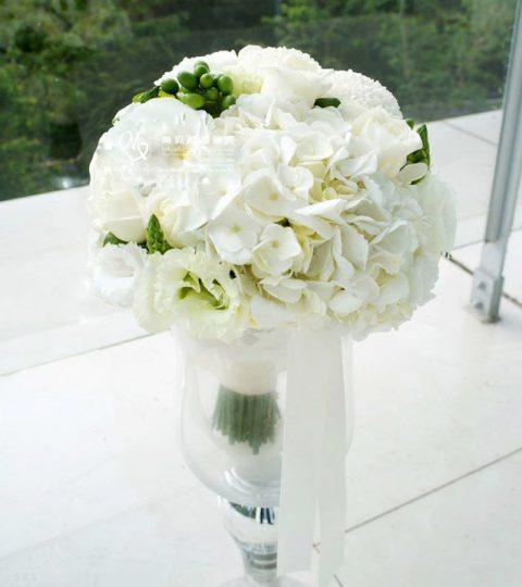 34.Pallas 帕拉斯 新娘捧花