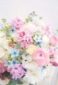4-1.Aglaia 阿格萊爾 新娘捧花