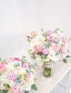 4.Aglaia 阿格萊爾 新娘捧花