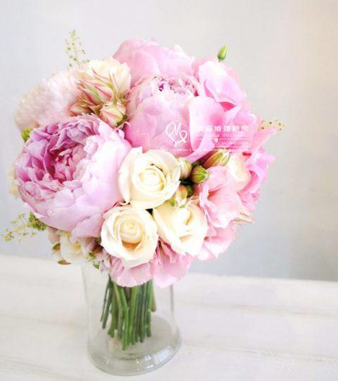 7.Diana 狄安娜 新娘捧花